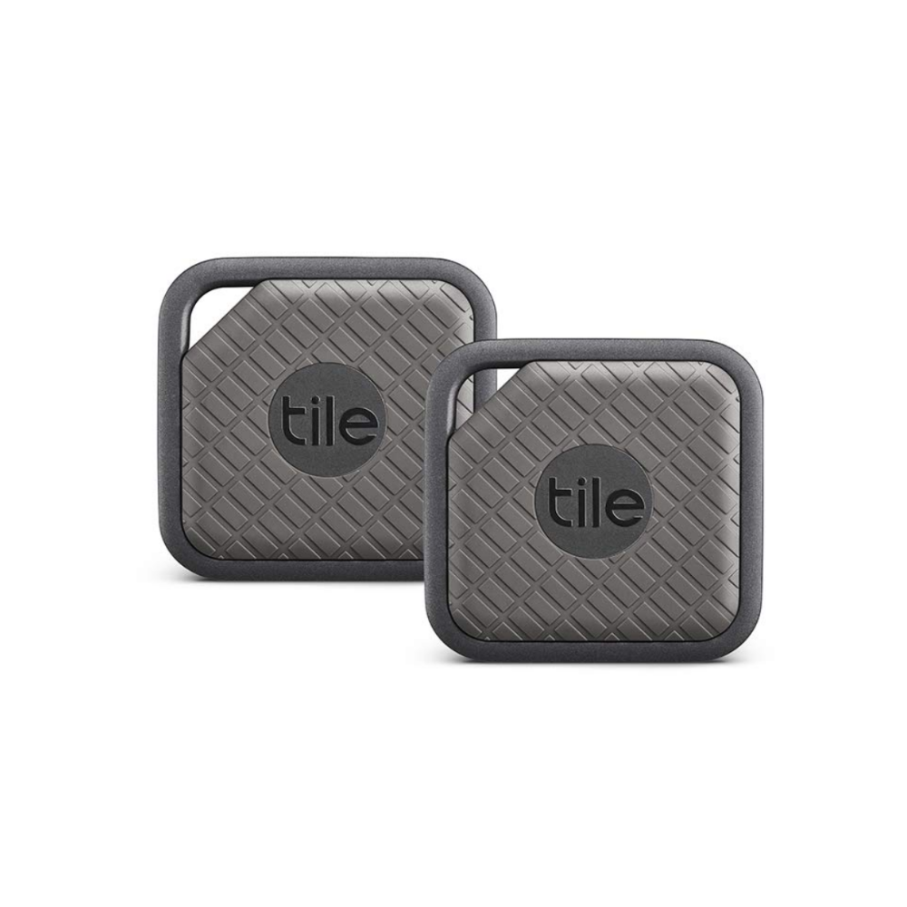 Tile Tracker - Never lose anything again. Place a Tile on his keys, gym bag, the remote…