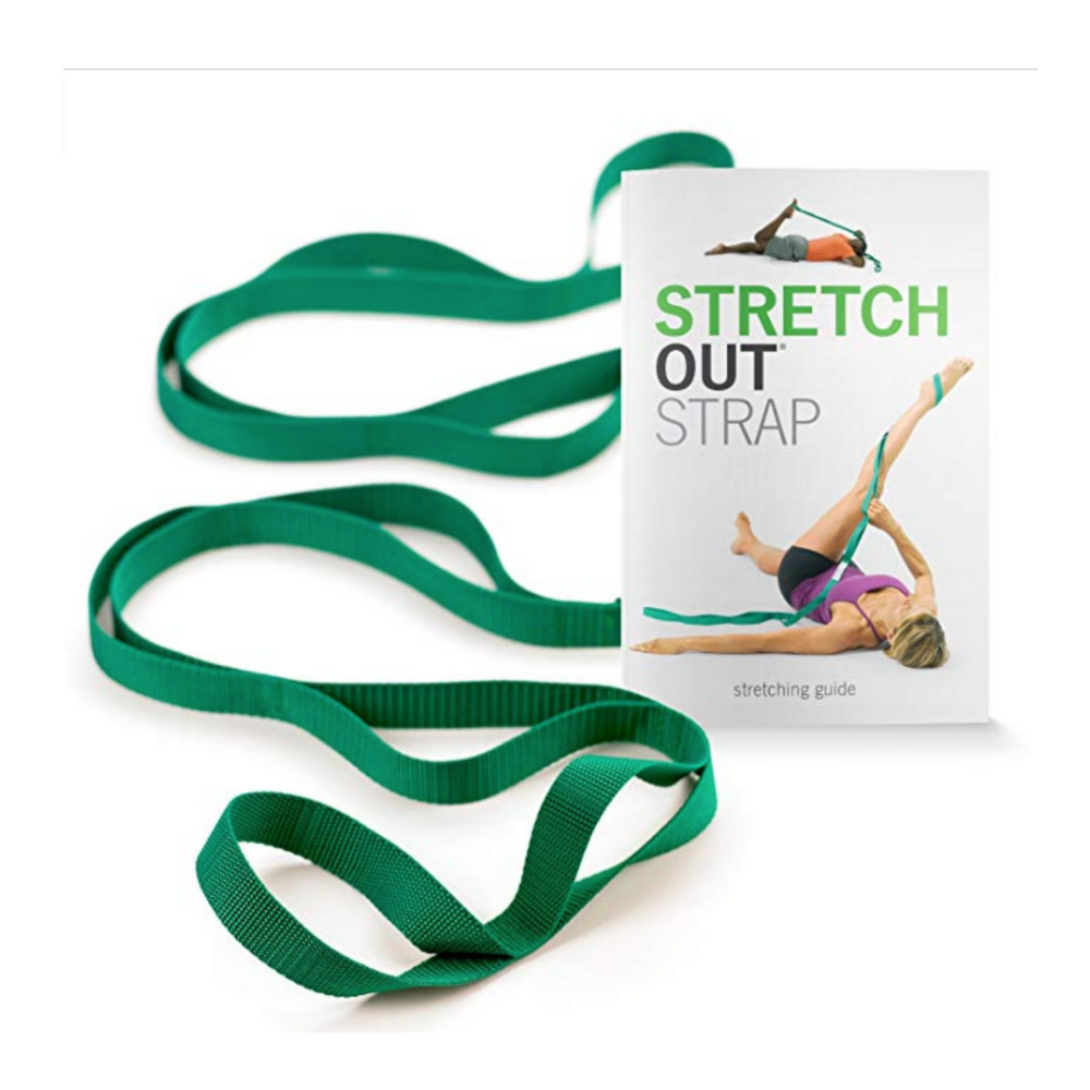 Stretch Out Strap - How many people really take the time to stretch out their shoulders and hips? This awesome strap will change your life. Loosen up those muscles and improve posture.