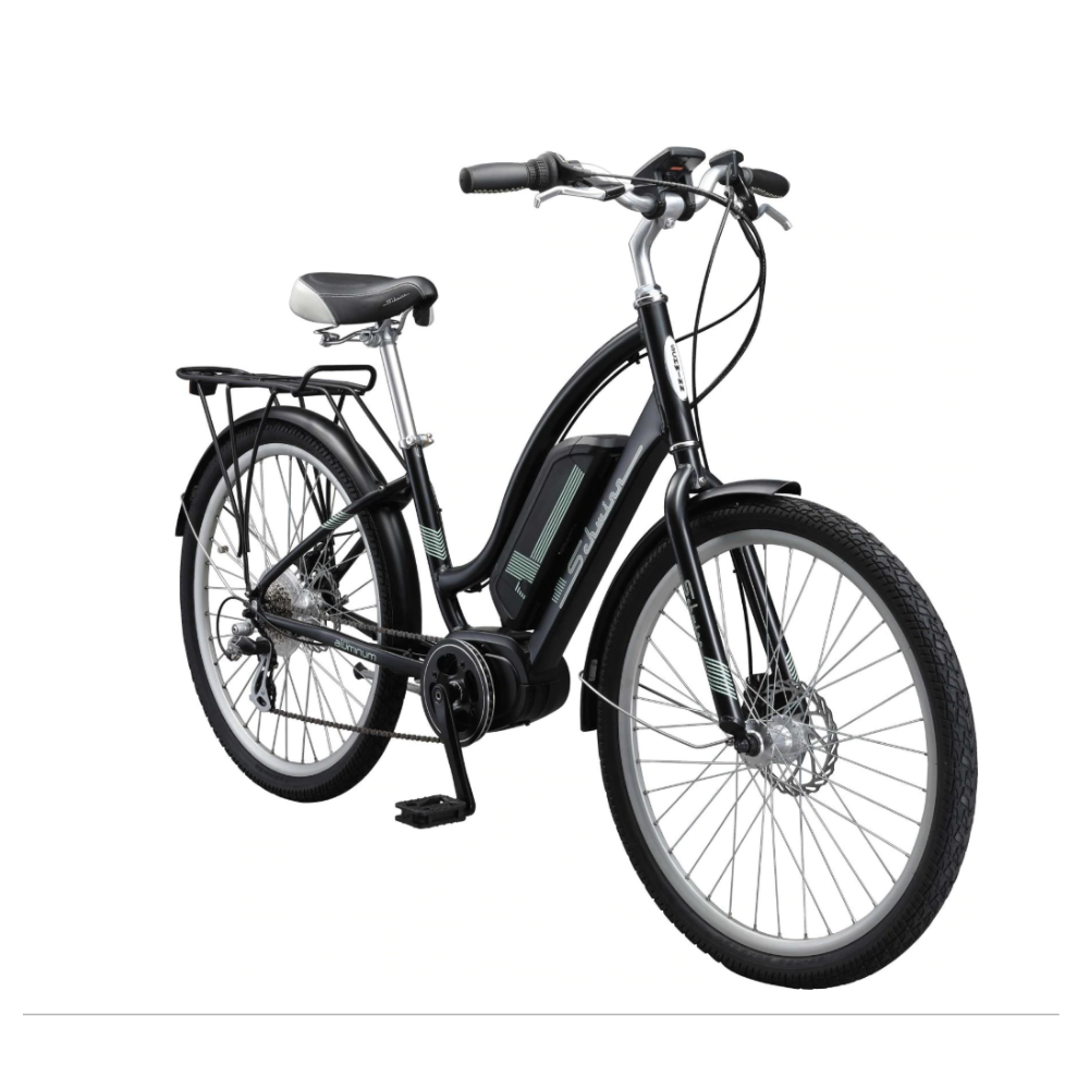 Electric Bike - For the man on the go, without having to break a sweat.