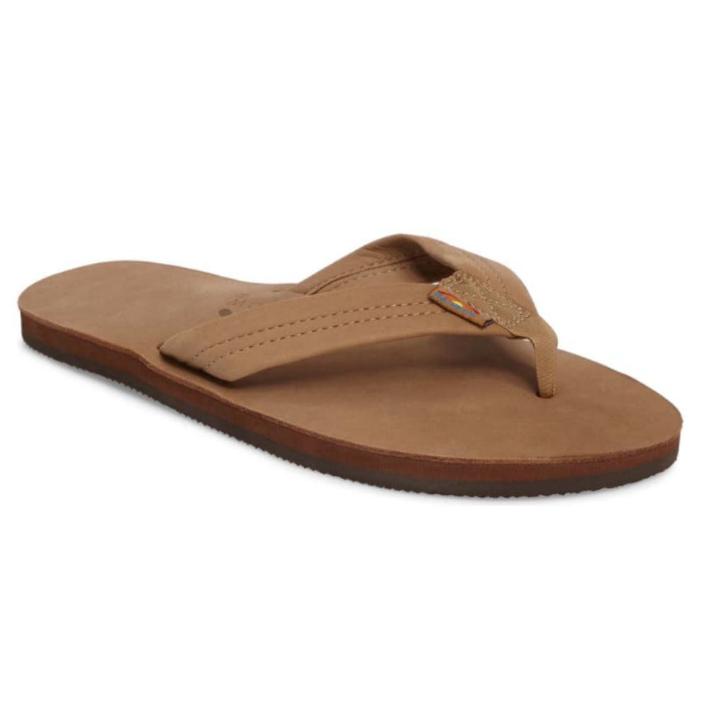 Rainbow Sandals - Schools out and summer is here. Time to break out the sandals.