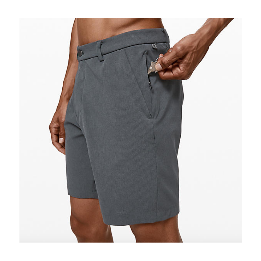 "9"" Commission Short - The ABC (Anti-Ball Crushing) design of these shorts, gives the boys some room. Your man will love them."