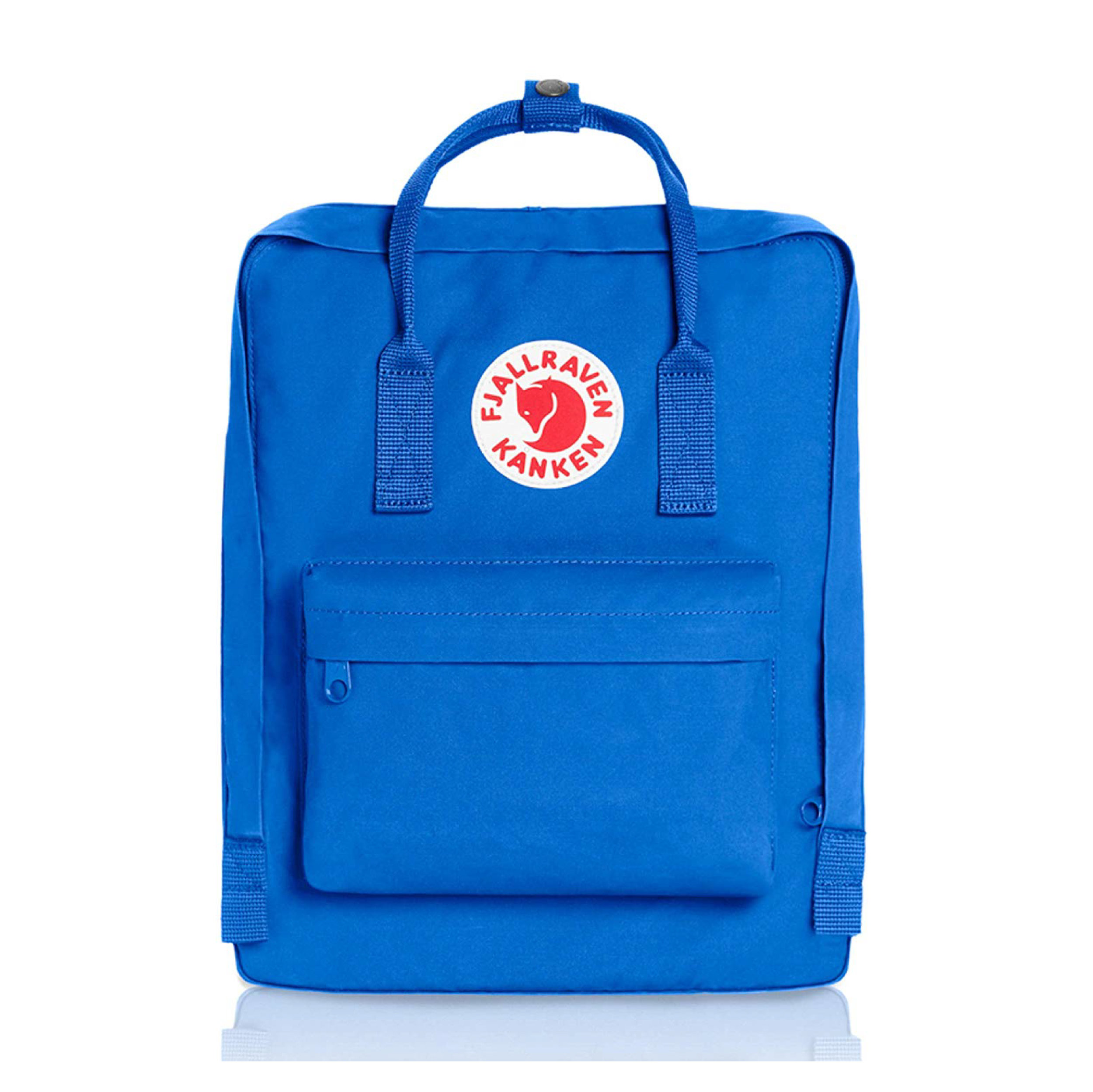 Fjallraven Kanken - The Fjallraven backpacks are the cool thing these days. The high school girls we know are reaching for these. They also come in a smaller size for younger ones.