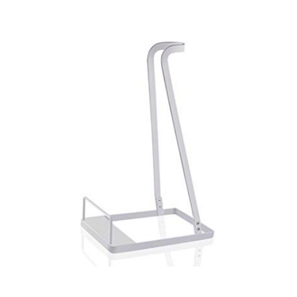 Dyson Vacuum Stand - With how much we love and use our Dyson, we felt like it needed its own stand. Small and sleek and the perfect accessory to keep that Dyson from tipping over.