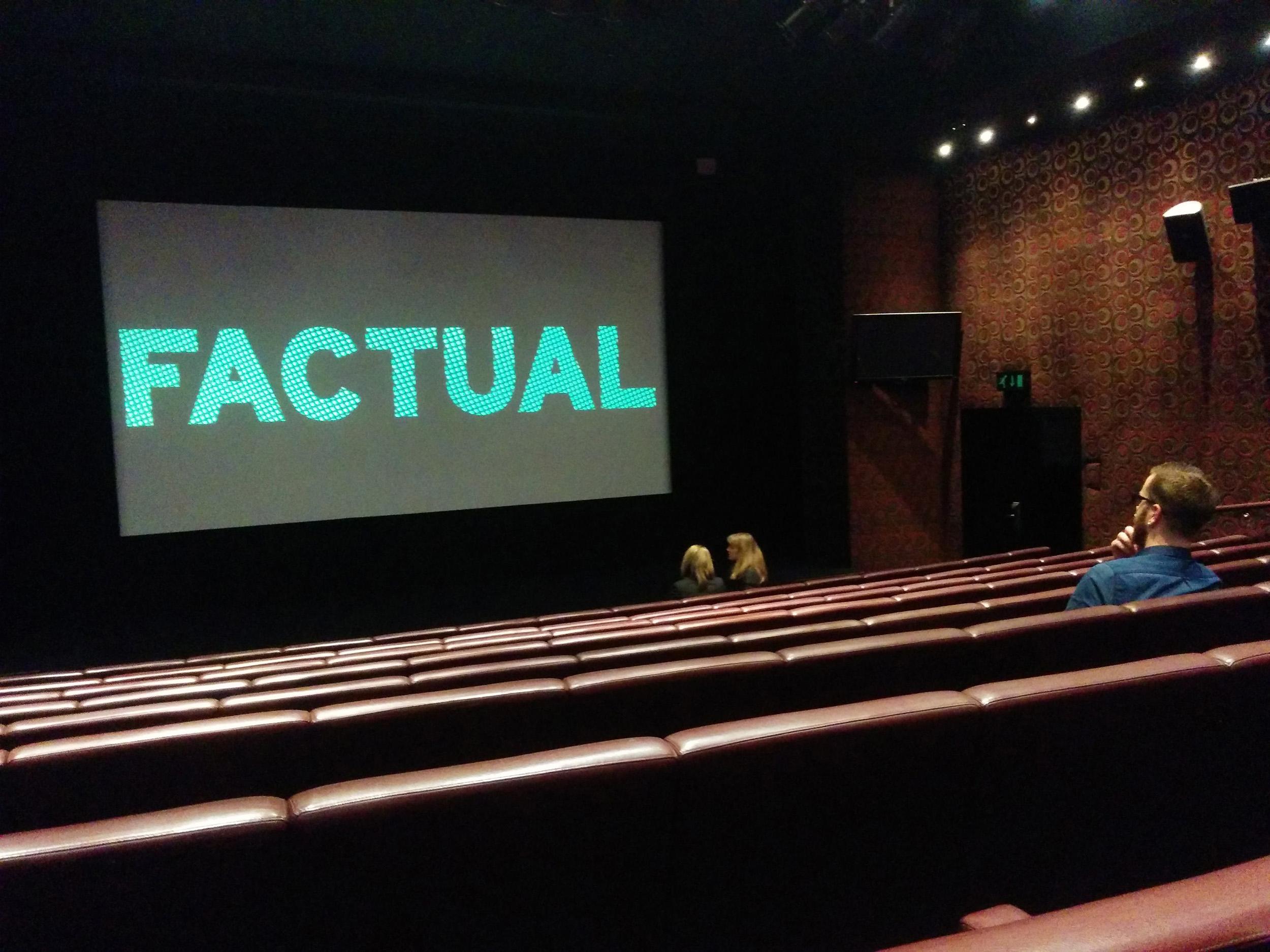 FremantleMedia upfronts event branding