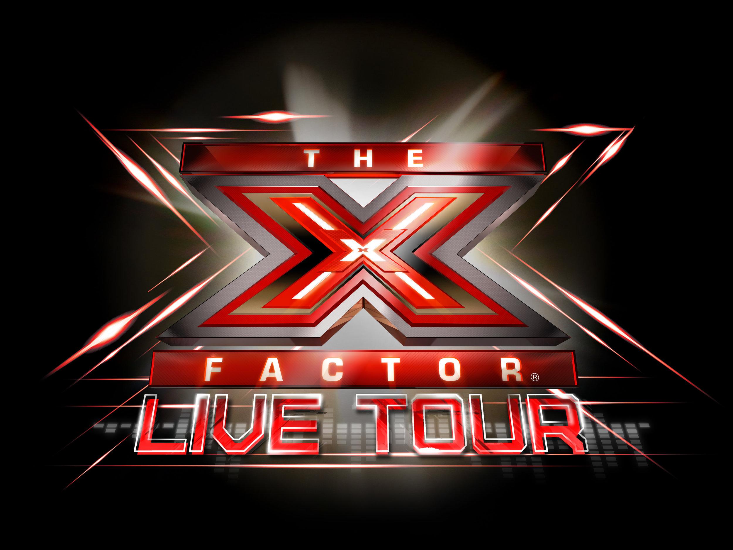 The X Factor Australia Live Tour logo