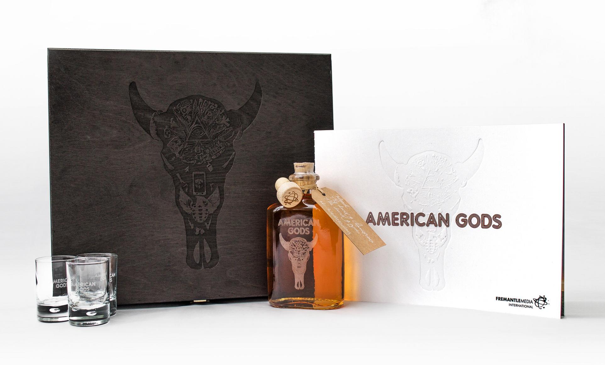 American Gods presentation pack