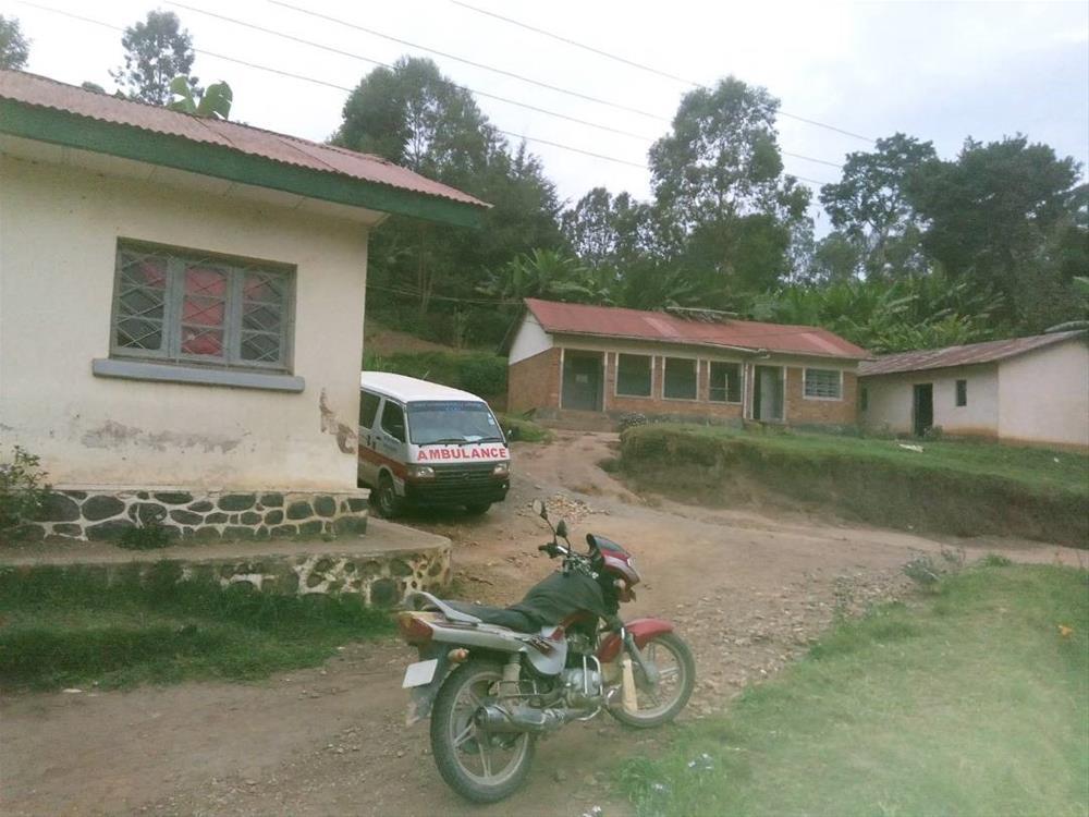 Sykehuset i Kitindi