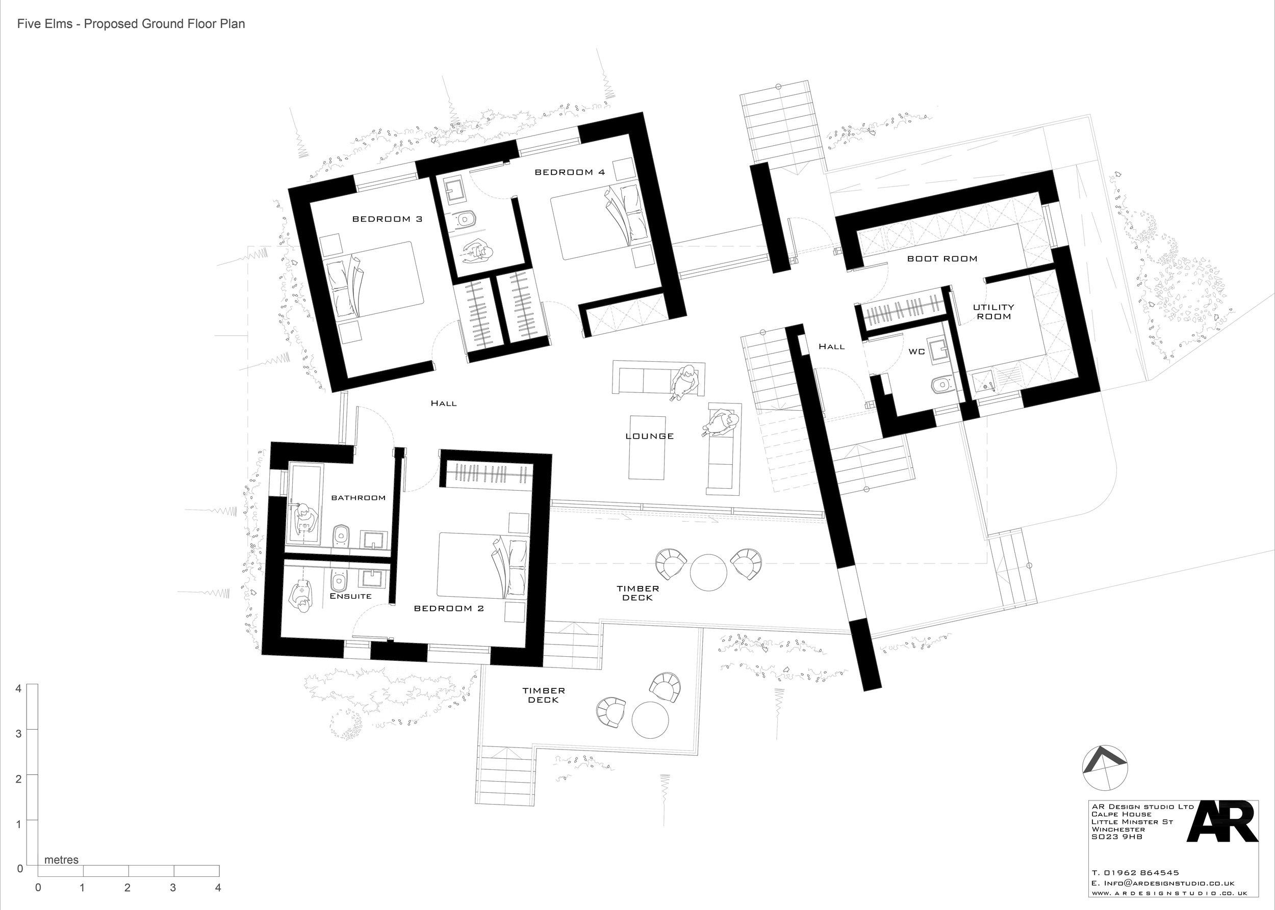 Five Elms Ground Floor Plan