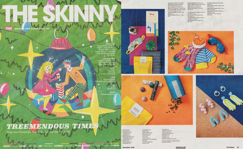 The Skinny Christmas Gift Guide, December 2018