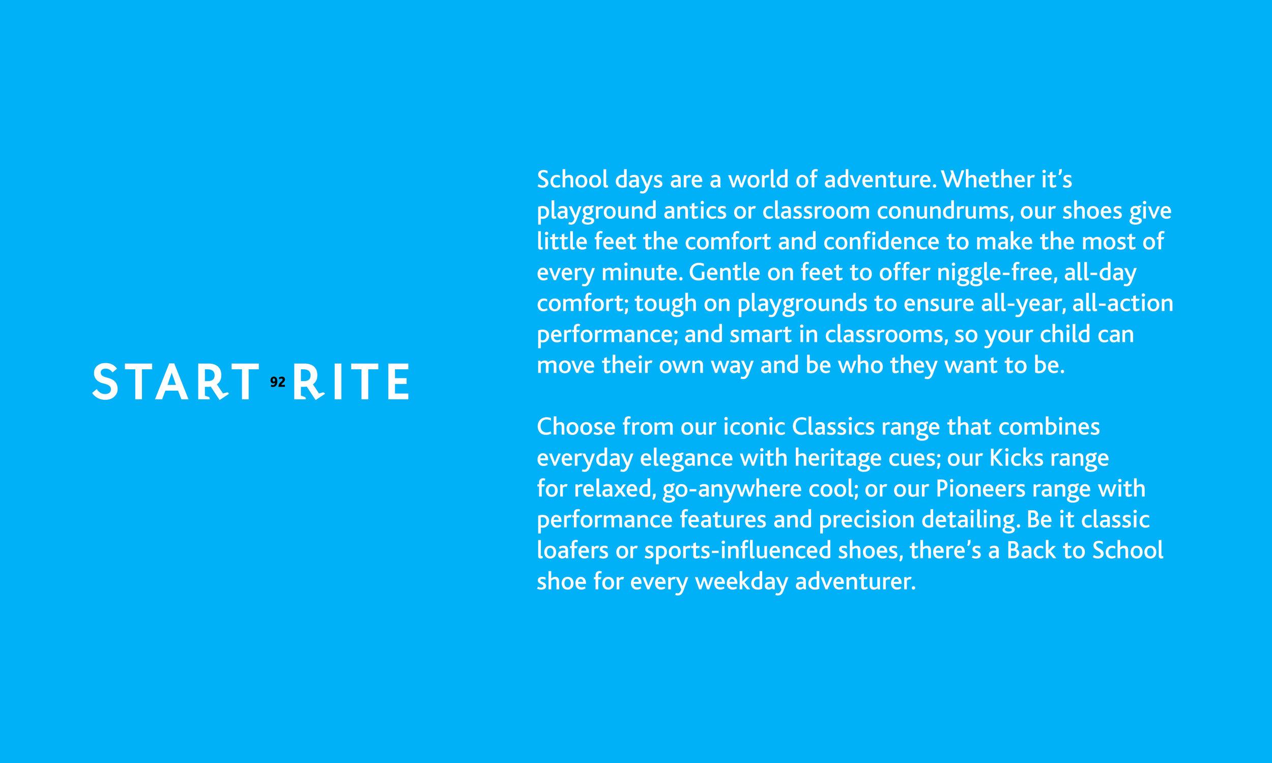 Client: Start-rite