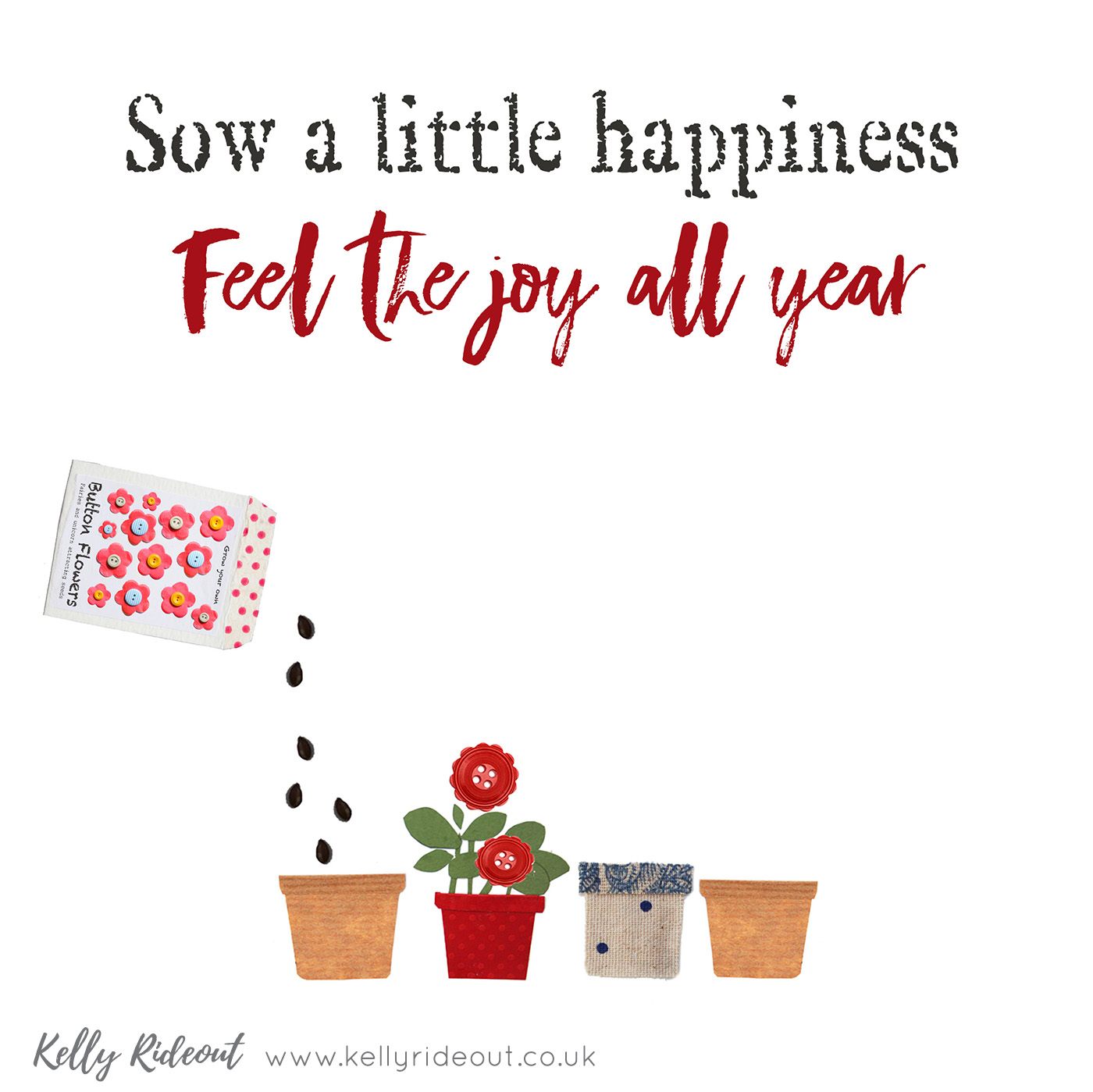 Sow A Little Happiness