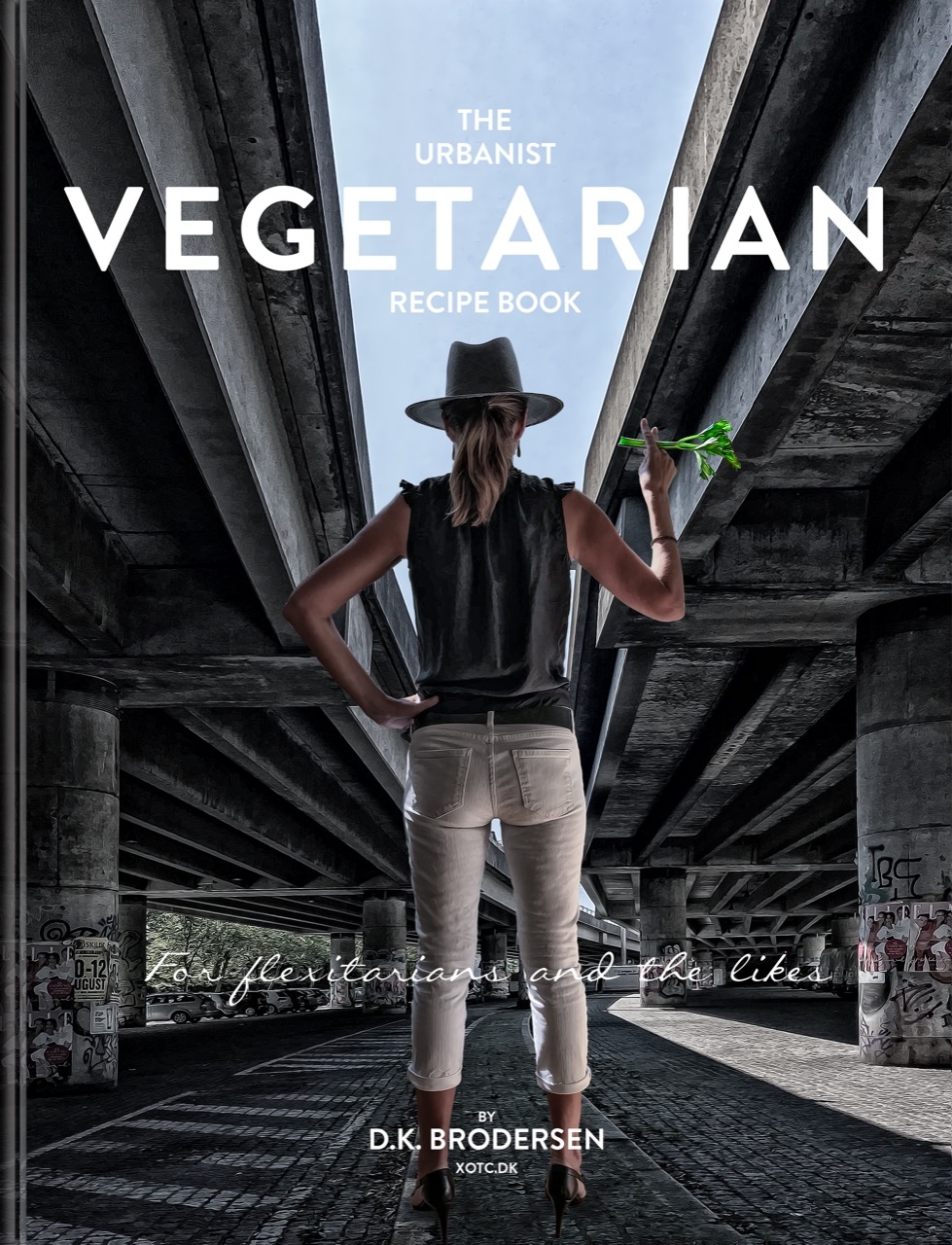The Urbanist Vegetarian Recipe Book