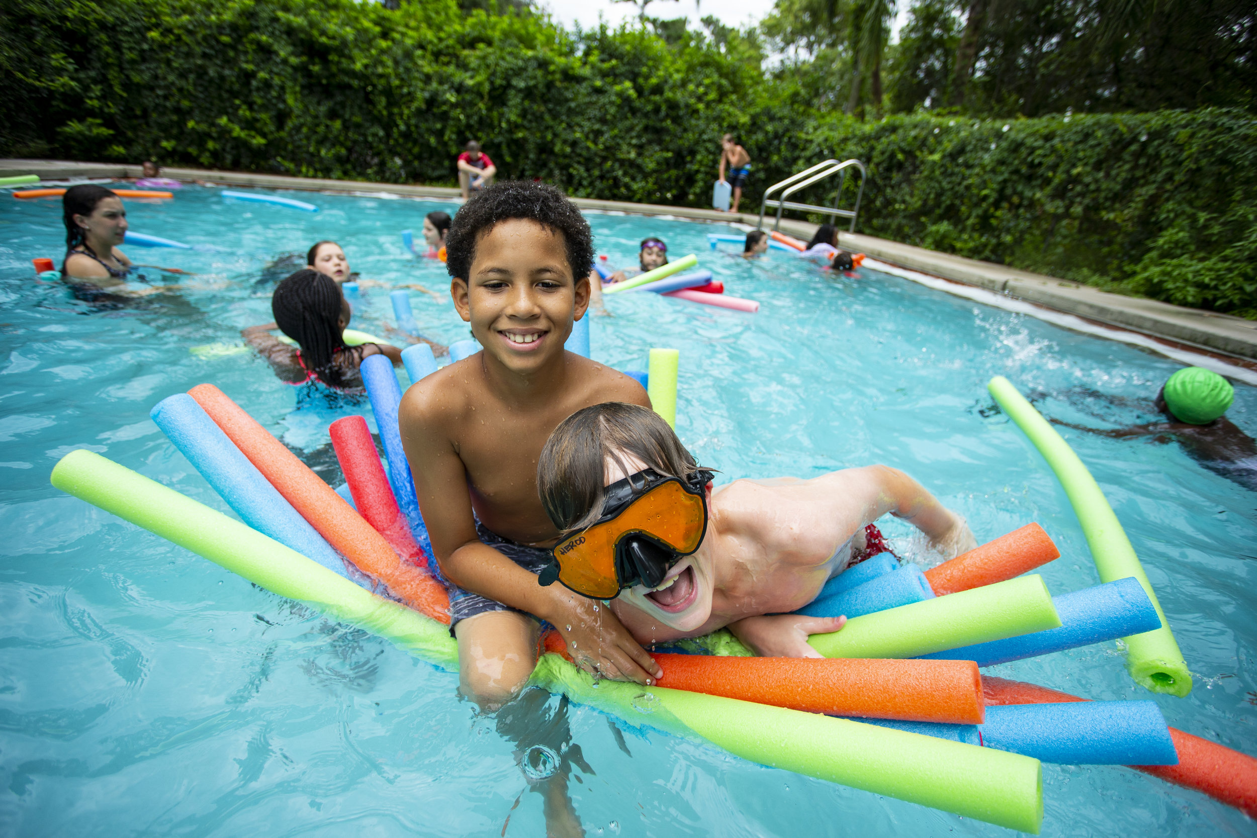 Overnight Summer Camps - Camp and Retreat