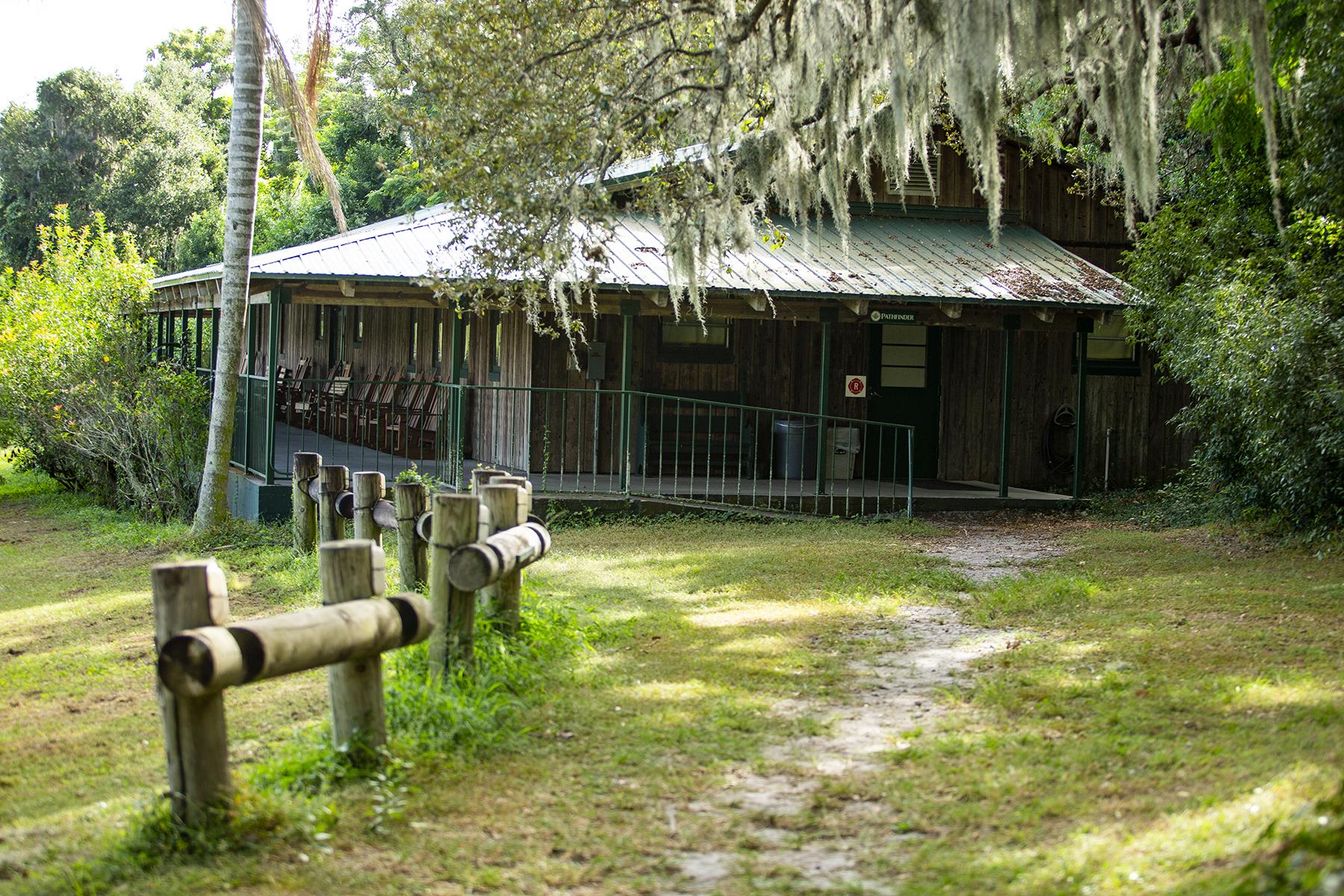 Pathfinder - Camp and Retreat