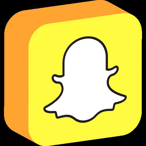 if_social_media_isometric_7-snapchat_3529674.png