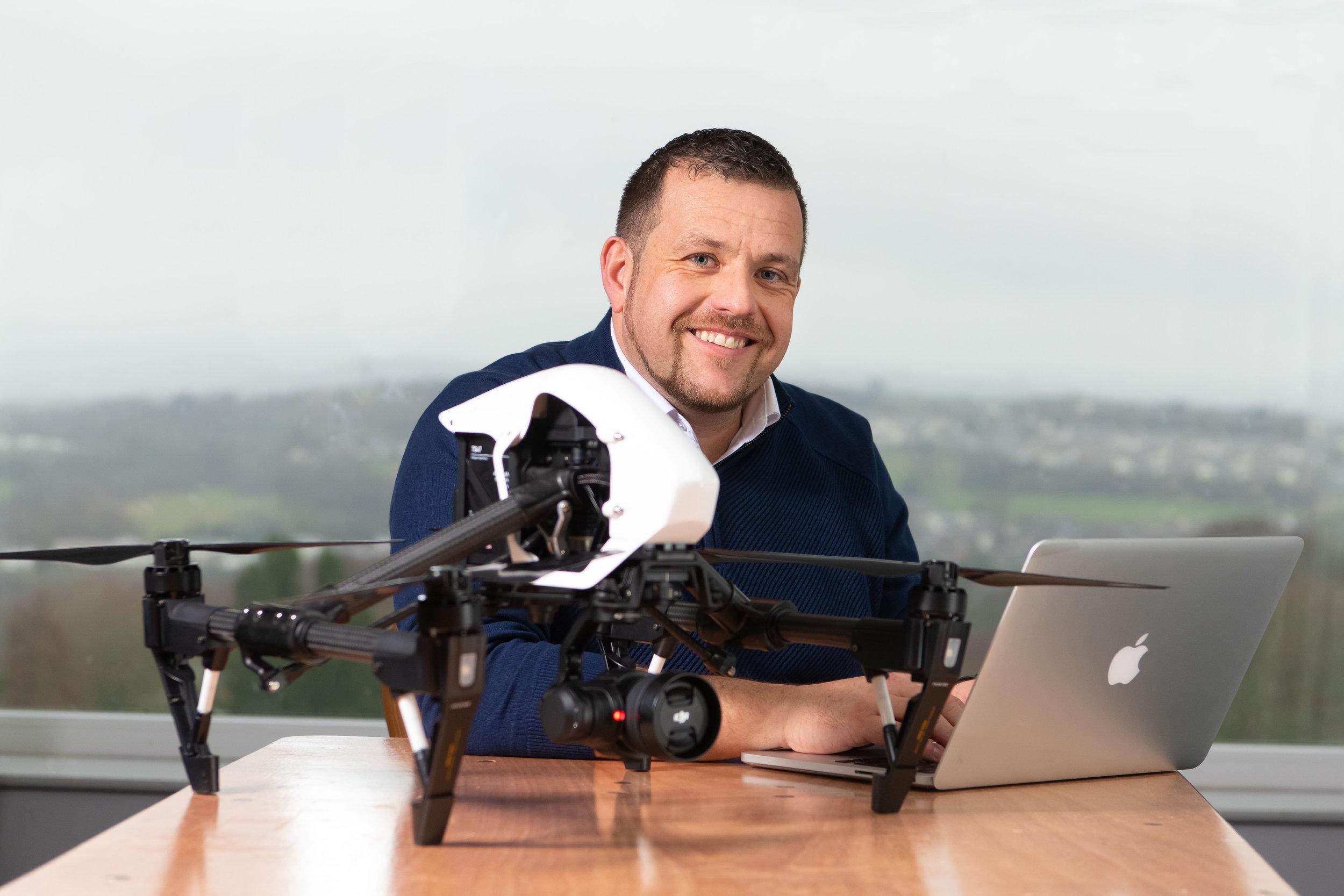 Founder / Director - Geoff Harper