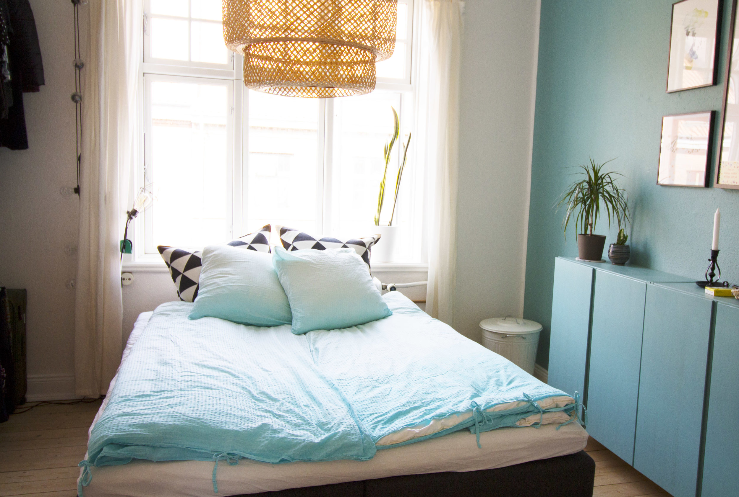 farv dit sengetøj