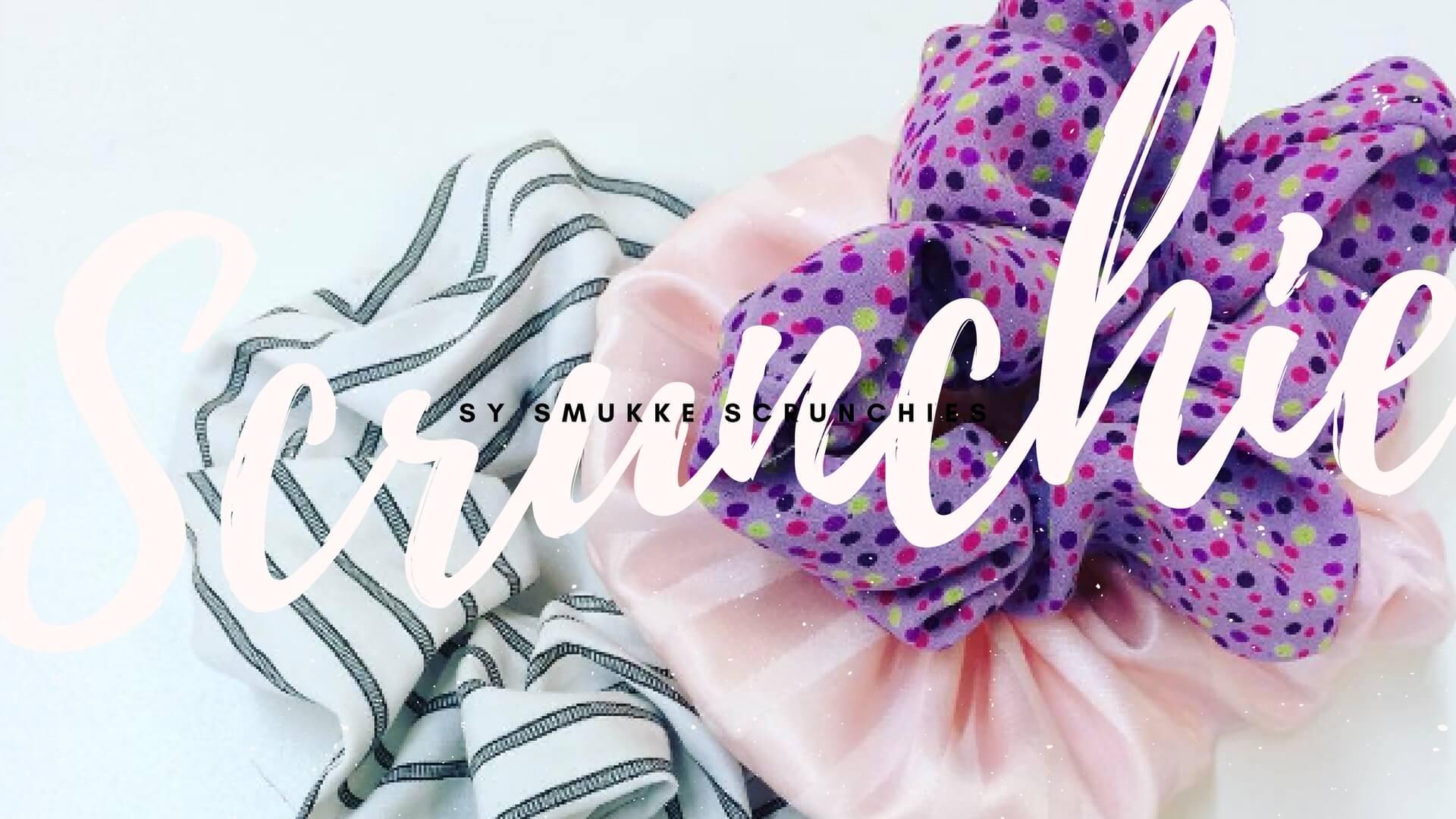 sy scrunchies