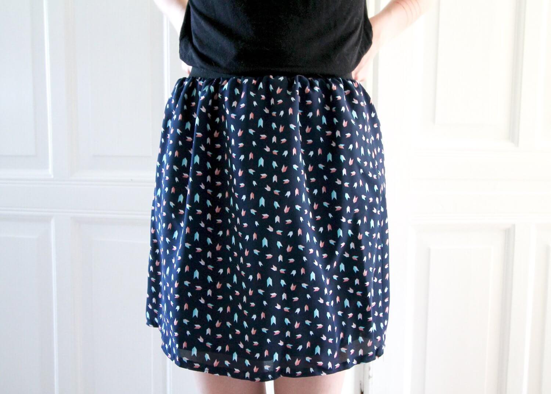 sy din egen nederdel gratis