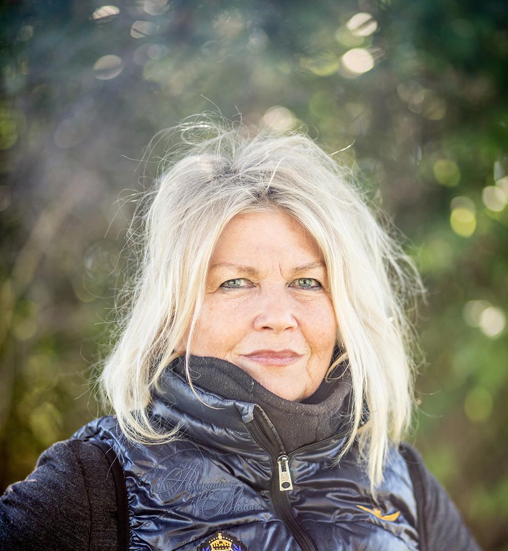 Kirsten Ortwed.   Foto: André Løyning