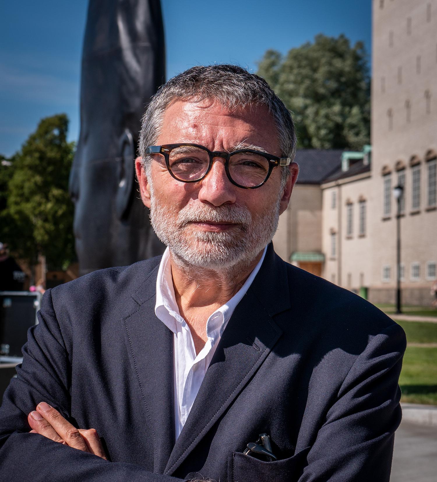 Jaume Plensa   Photo: André Løyning