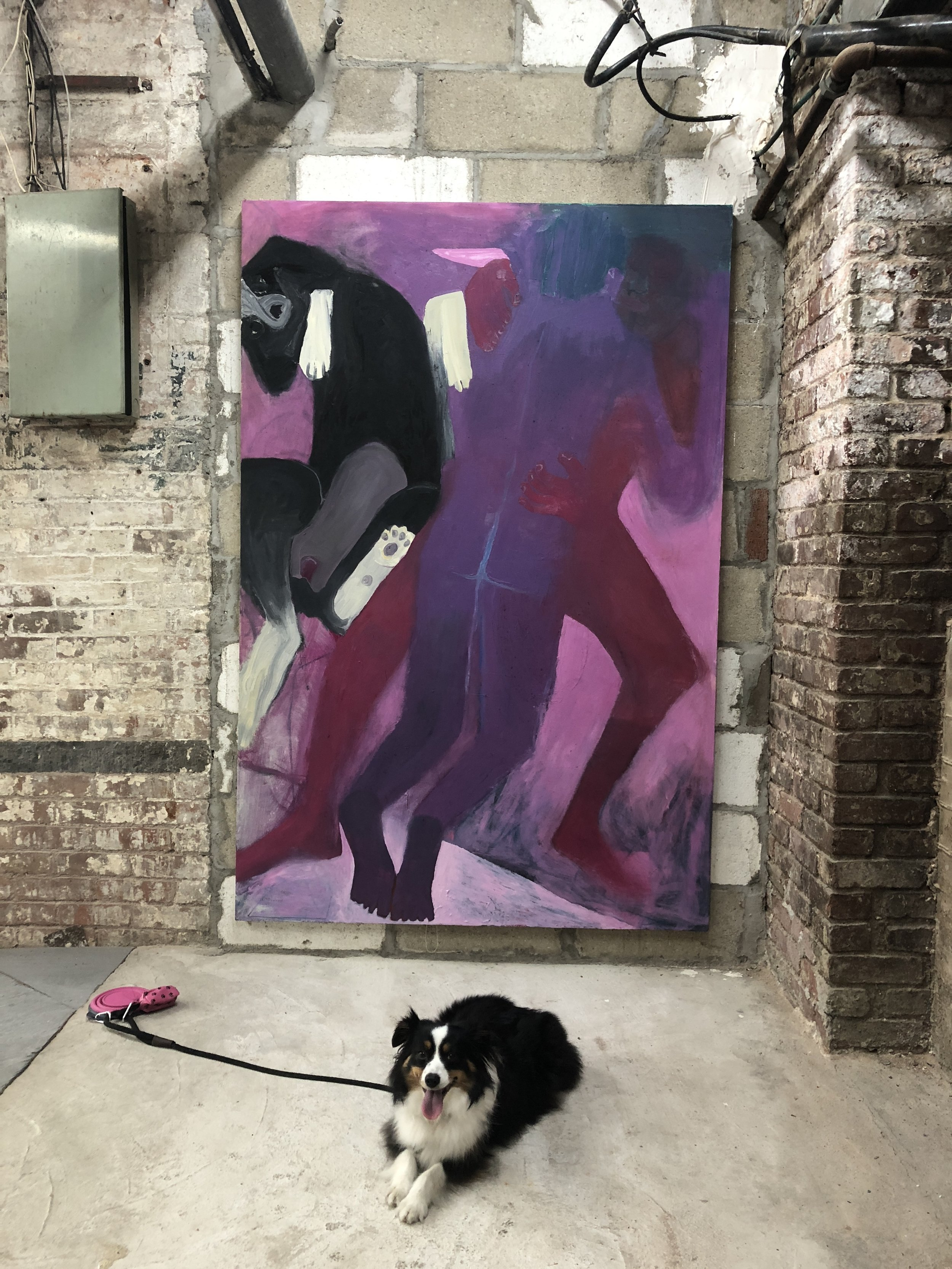 Cheeky: Summer Butts , Marinaro Gallery, July-August 2018