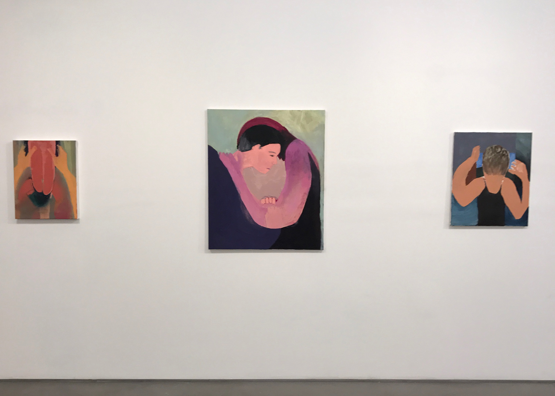 Look Her Way , Thierry Goldberg Gallery, June-July 2017