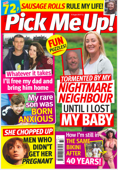 Pick Me up front page.png