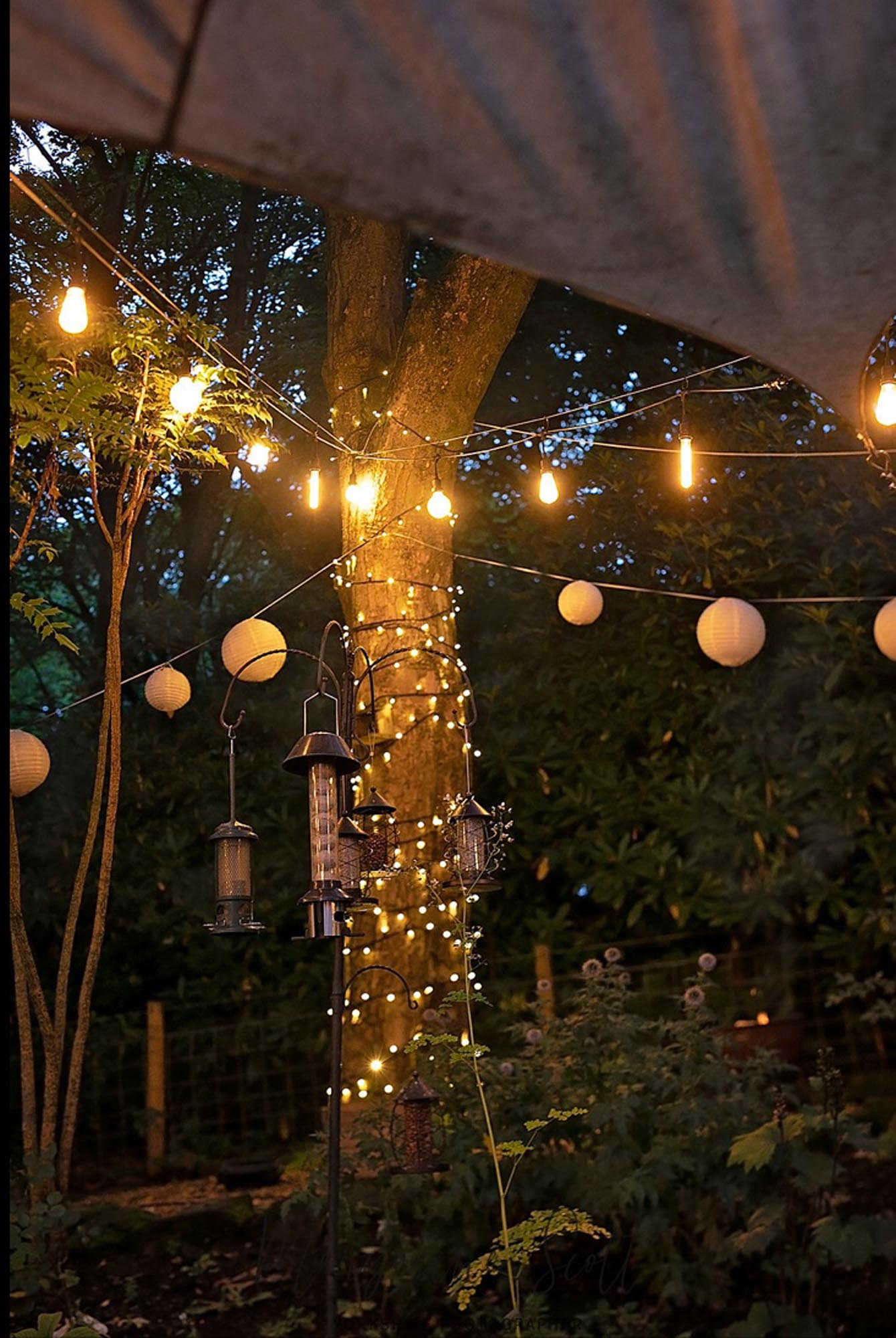 Wedding Reception at Spring Cottage Lancashire