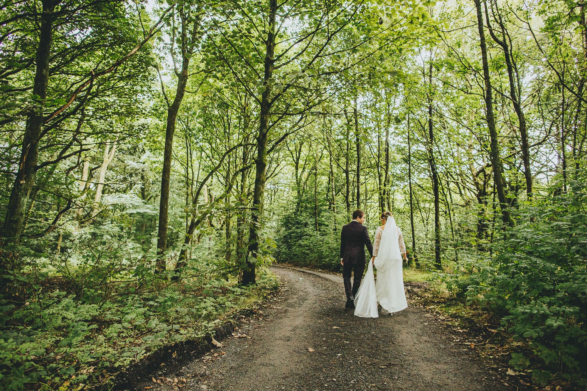 Rural Weddings in Lancashire at Spring Cottage