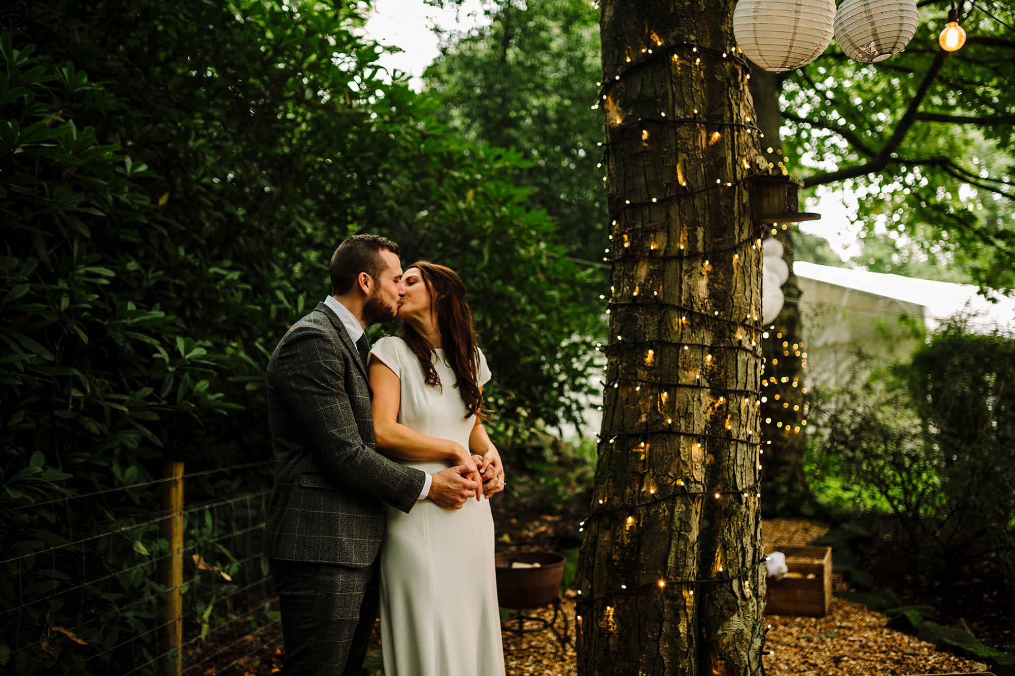 Romantic Weddings at Spring Cottage