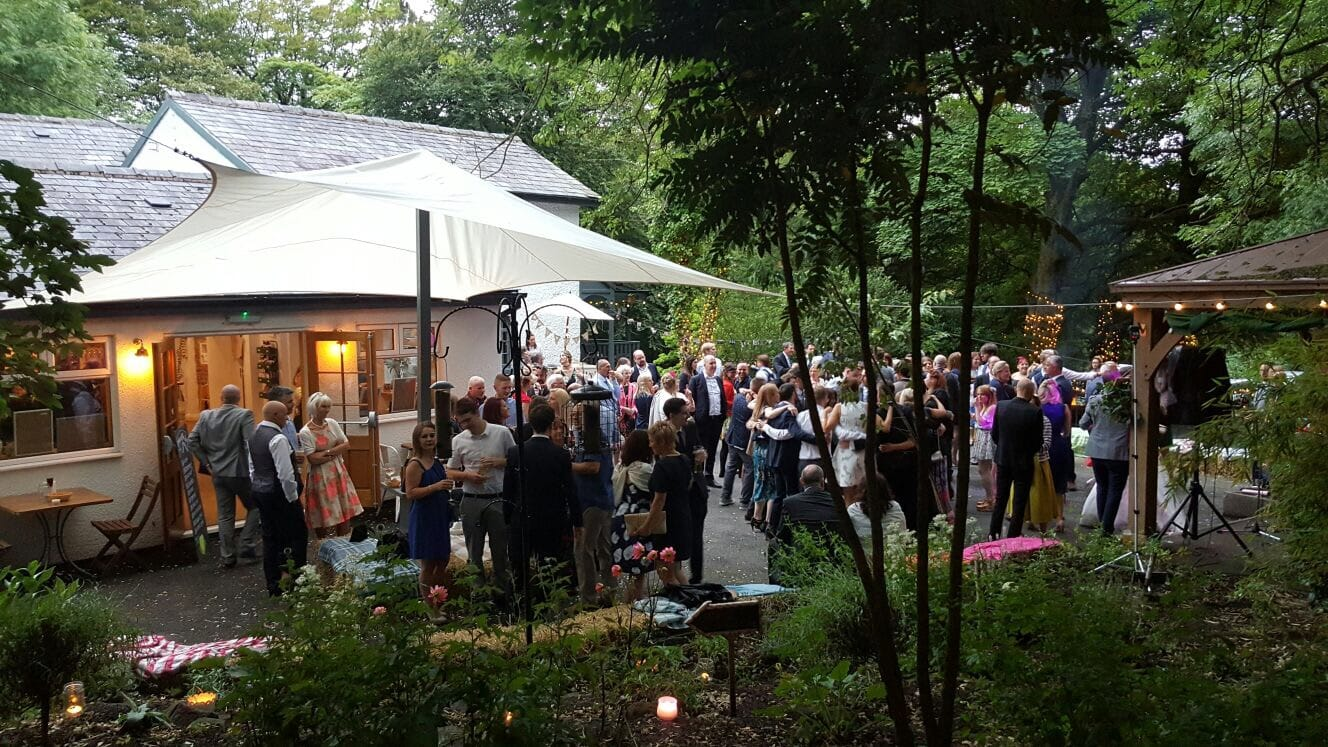 Party and Events at Spring Cottage Rivington Lancashire