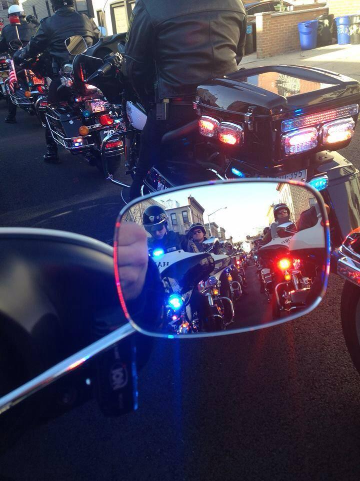 Motorcycle Cops