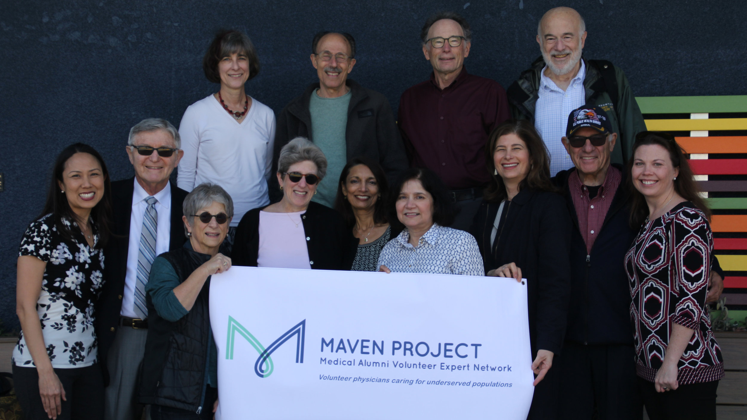 The MAVEN Project Visits Mission Neighborhood Health Clinic
