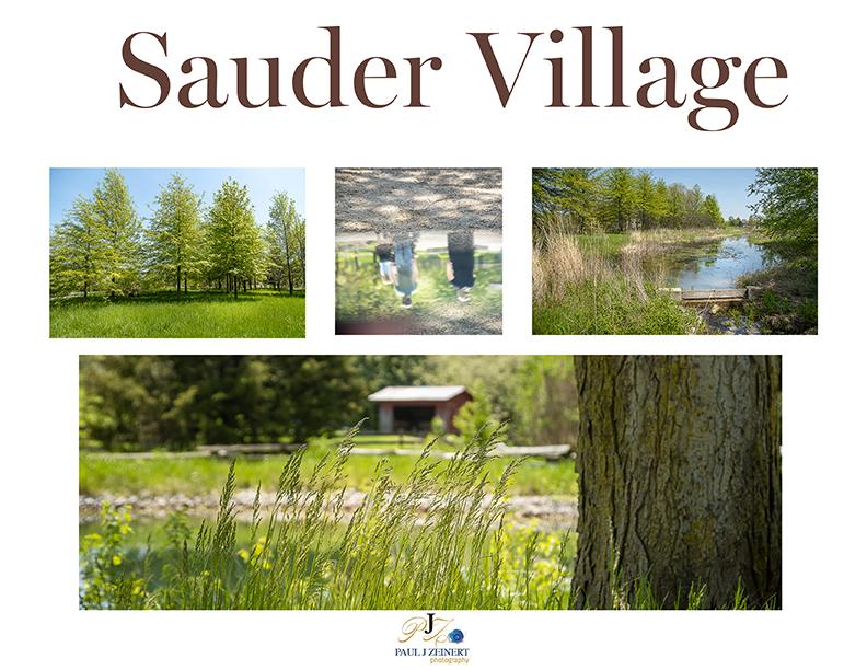 Scenes of Sauder Village