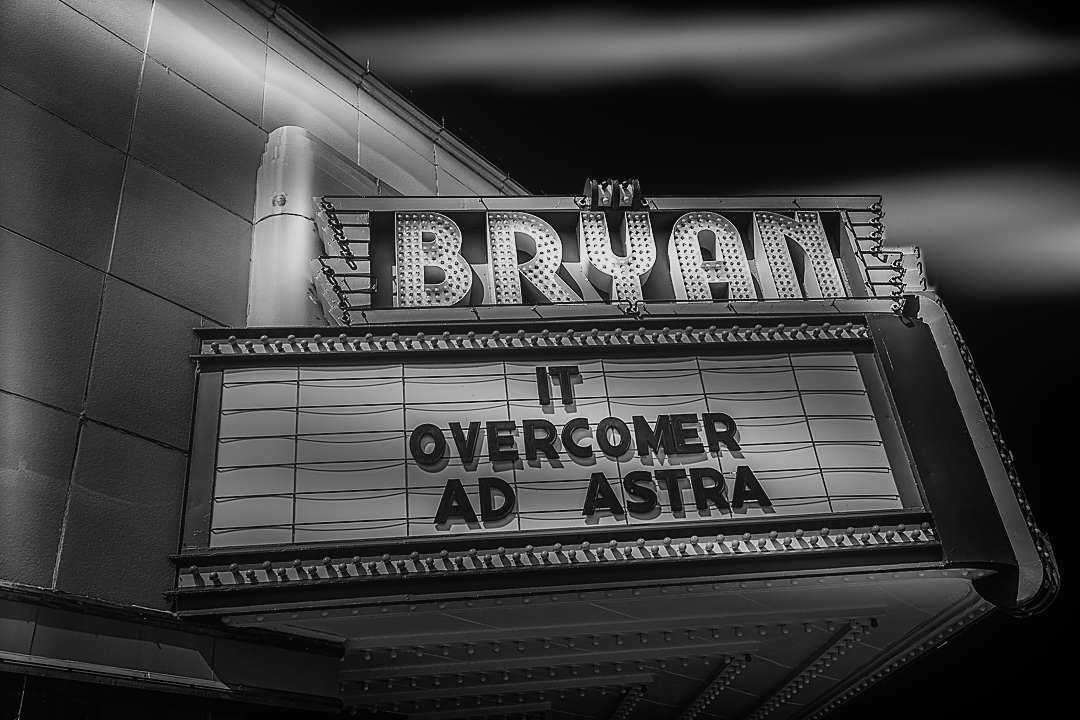 Bryan, Ohio Movie Theater