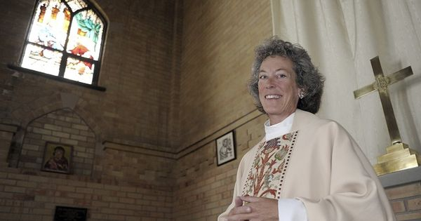 The Reverend Susan W. Springer is rector (or senior pastor) of the Gorsuch home church, St. John's Episcopal in Boulder, Colorado.