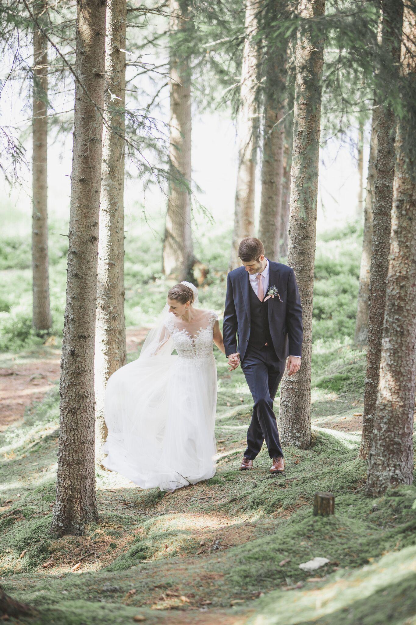 Og hadde såklart noen bryllup