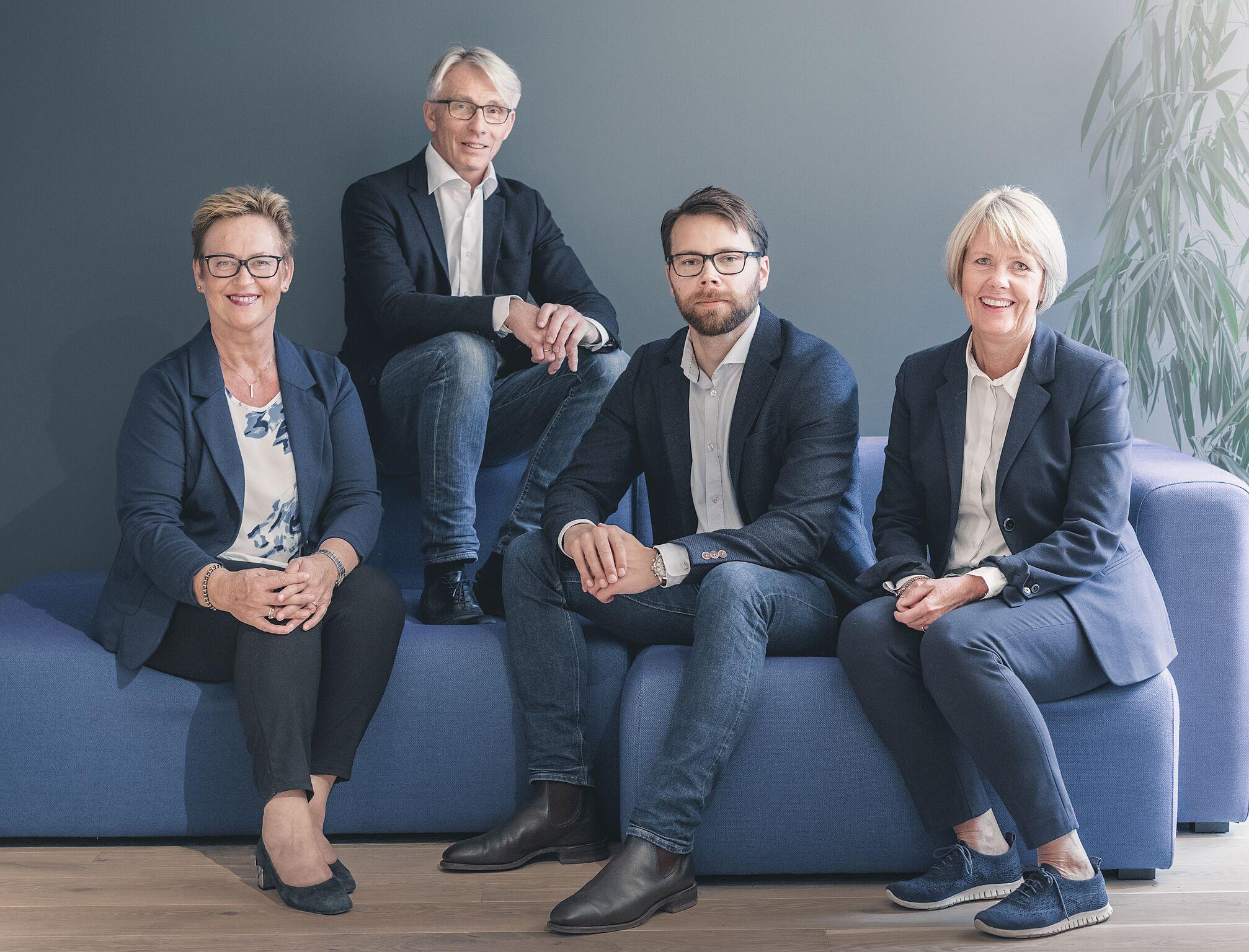 August startet veldig koselig sammen med hodene bak Nidarholm Invest.