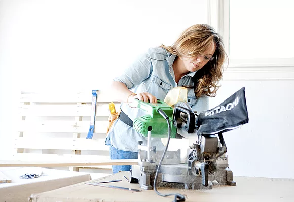 Kristy Kay Power Tools