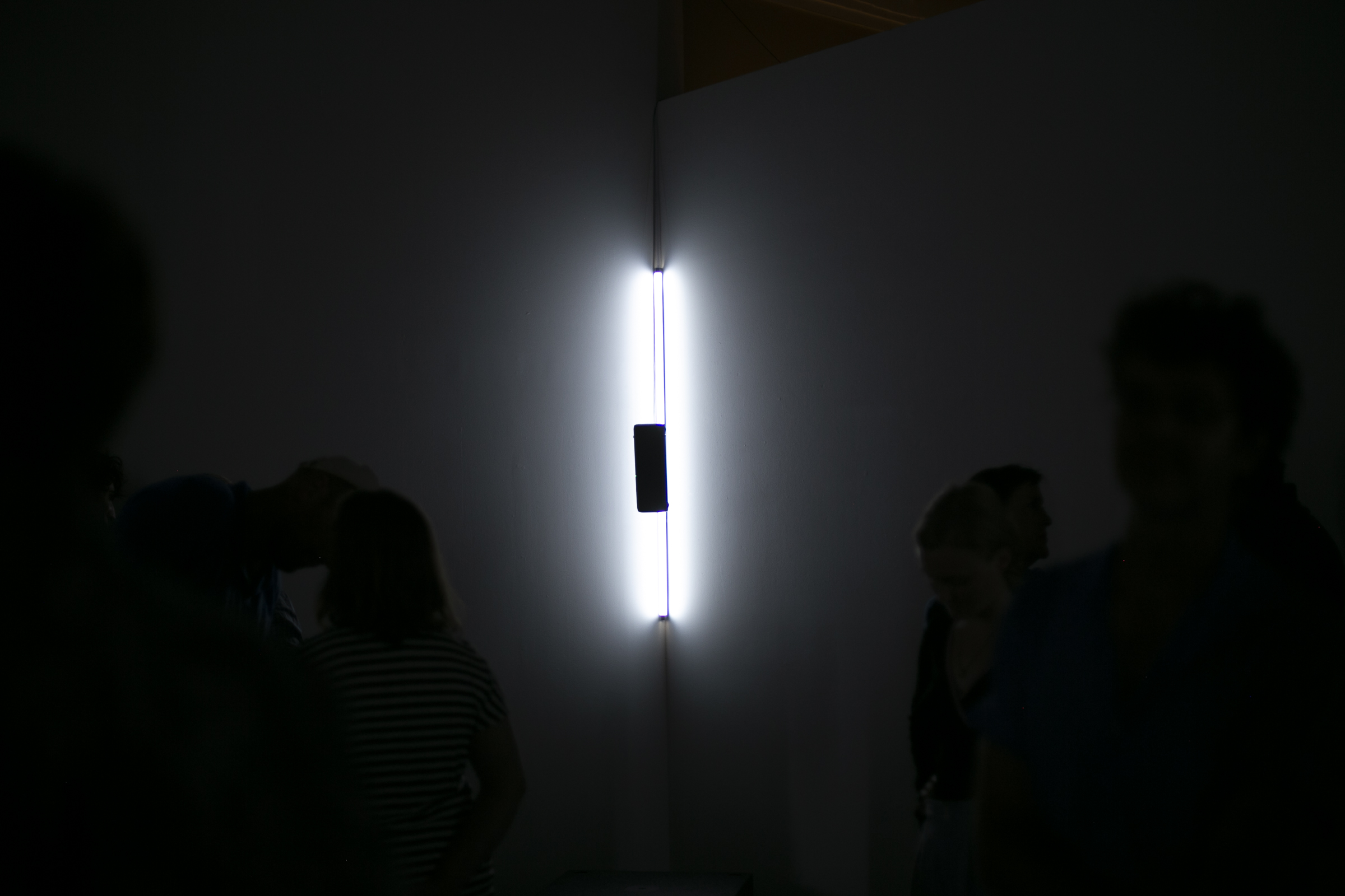 Liminalities , Revolve, Asheville, NC (2018)   An immersive 5.2 audio installation focused on articulating our embeddedness within geophysical and atmospheric vibrations. Very Low Frequency (VLF) electromagnetic waves from the ionosphere and magnetosphere were transduced into acoustic waves and broadcast in the listening space. This was combined with natural infrasonic emissions: 'tactile' sounds which are felt more than heard. These nonhuman forces, always already surging and resonating through us, articulate the physical cusp of both the sensory and the epistemic, as they impinge upon the liminal regions at the cusp of human perception and familiarity. As shadows of distant natural events, data from these hidden forces is used to monitor the effects of anthropogenic climate change. As these forces are rendered sensible, the natural encroaches upon the social, as the global terrain acts as a vibratory beacon allowing us to experience the gestures of the earth. In closing the distance between percipient and event,  Liminalities  asks how radical of an act of intimacy it might be to open ourselves up and feel the collective din of geophysical forces, as a process of  becoming-storm . The opening night included a reading of my essay titled after the piece, and a performance by Berlin-based researcher, sound artist, and lecturer  Samuel Hertz .