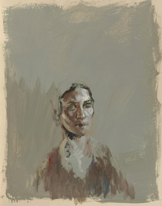 Self-portrait as Celestina