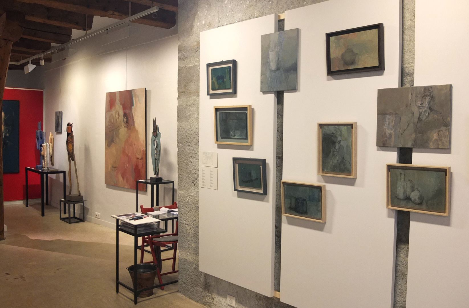Galerie Ruffieux-Bril, Chambéry, 2019