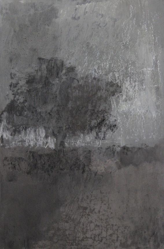 Arbre gris