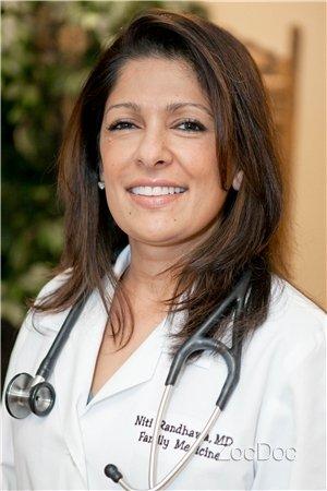 Dr. Niti Randhawa, MD