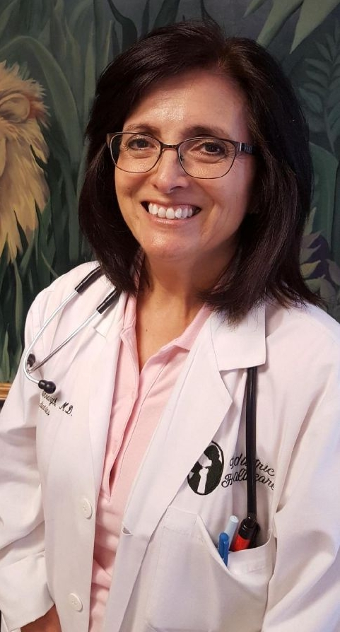 Dr. Mary Strength, MD