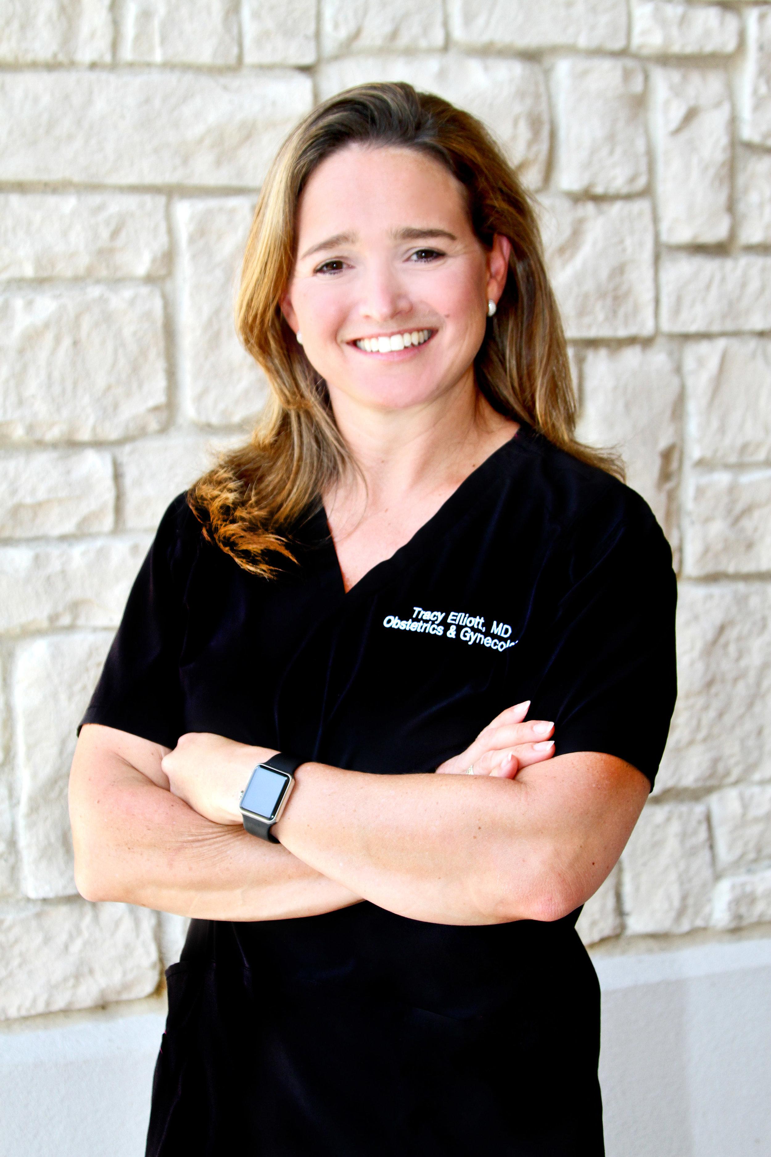 Dr. Tracy Elliott MD