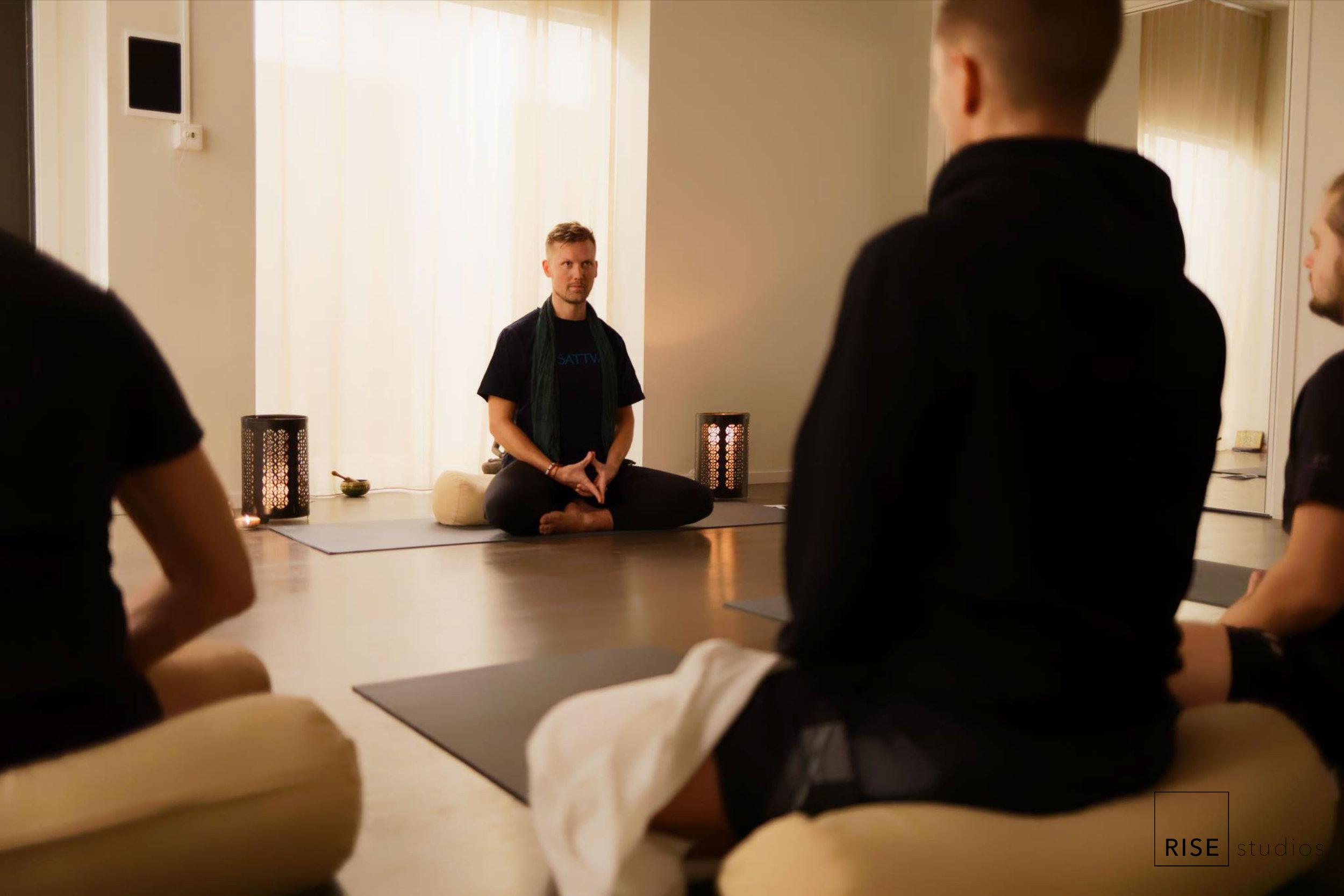 Meditationskurs VT3 - FULLBOKADEminent Hälsostudio