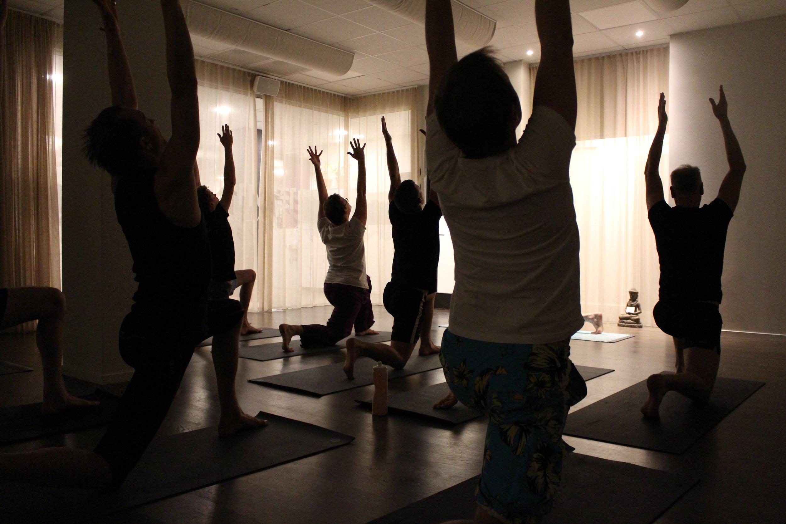 YogaTalks HT 1 - 7-veckors kurs FULLBOKAD12/9 - 24/10Eminent Hälsostudio
