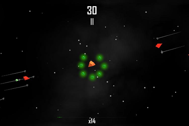 X-TELLAR - Juego minimalista que garantiza una gran diversión y euforia al jugar. Vence a la mayor cantidad de enemigos que puedas experimentar con habilidades extraordinarias. Obtener grandes calificaciones y luego compártelas.